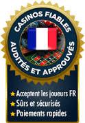 Casino acceptant joueurs français