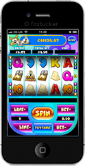 Casino pour Iphone