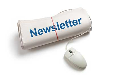 Newsletter casino en ligne
