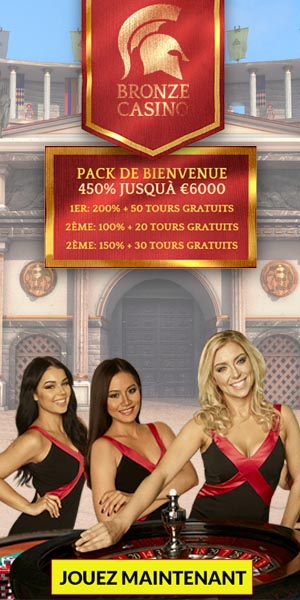 Casino français du mois
